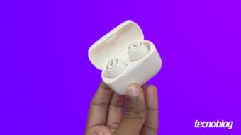 Fone Bluetooth Edifier TWS1 Pro: som e estabilidade