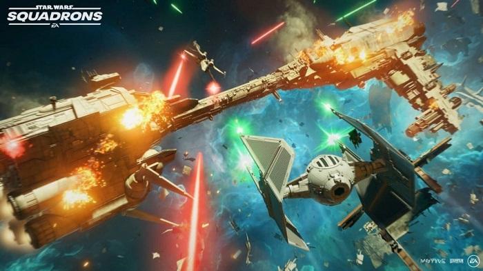 Guia de troféus e conquistas de Star Wars Squadrons (Imagem: EA/Divulgação)