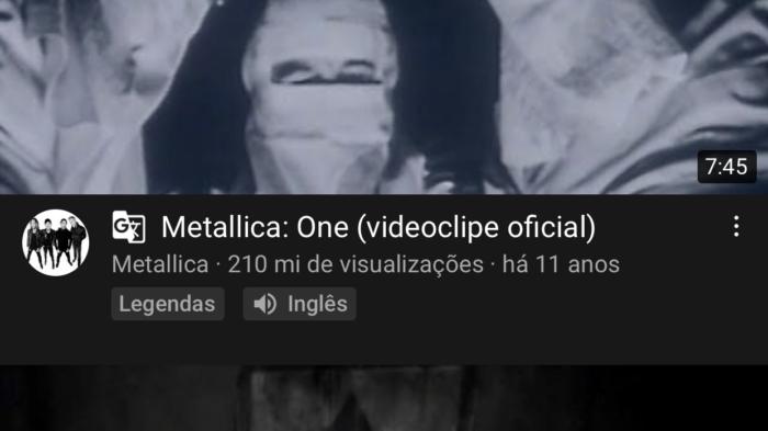 YouTube traduz título com o Google Tradutor (Imagem: reprodução/YouTube)