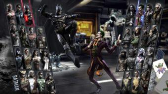 Game de luta Injustice: Gods Among Us vai virar filme animado