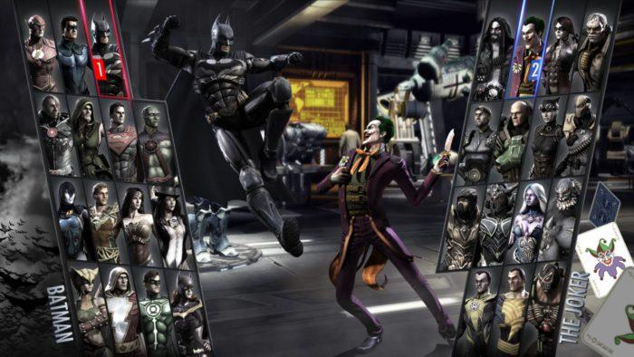 Injustice: Gods Among Us ganhará filme animado (Imagem: Divulgação/Warner)