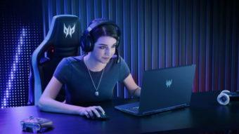 Lenovo e Acer lançam notebooks gamer com Intel de 11ª geração e Nvidia