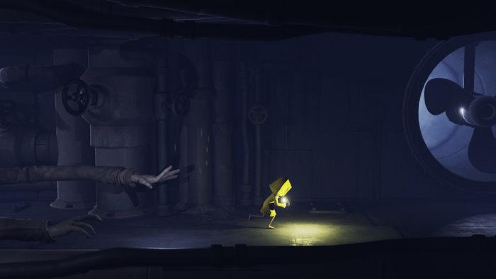 Little Nightmares (Imagem: Divulgação/Bandai Namco)