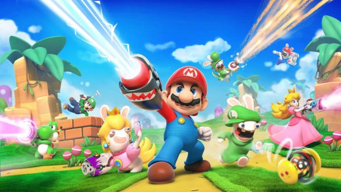 Mario Rabbids Kingdom Battle (Imagem: Divulgação/Ubisoft)