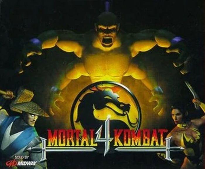 Linha do tempo Mortal Kombat