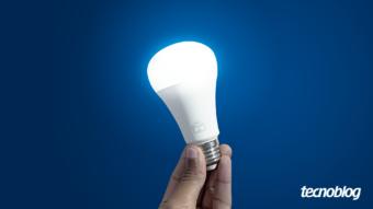 Smart Lâmpada Positivo Wi-Fi RGB+: agora mais potente