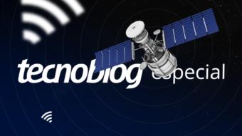 Quem precisa de internet via satélite?