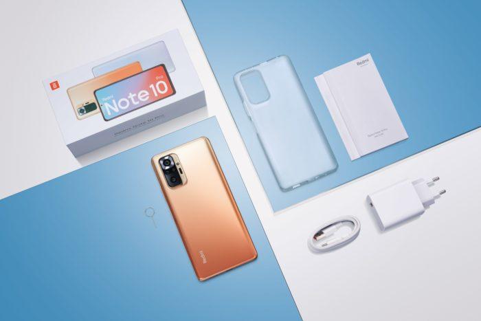 Xiaomi Redmi Note 10 Pro (Imagem: Divulgação/DL Eletrônicos)