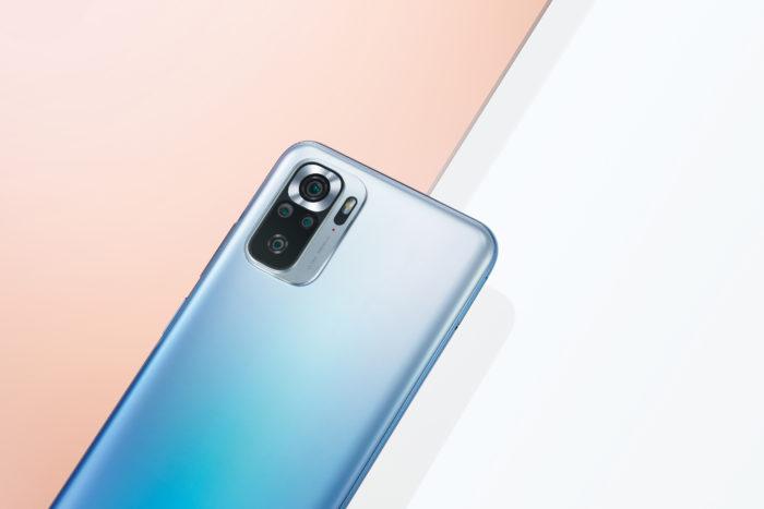 Xiaomi Redmi Note 10S (Imagem: Divulgação/DL Eletrônicos)