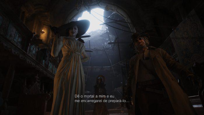 Veja um guia de como jogar Resident Evil Village (Imagem: Reprodução/Felipe Vinha)