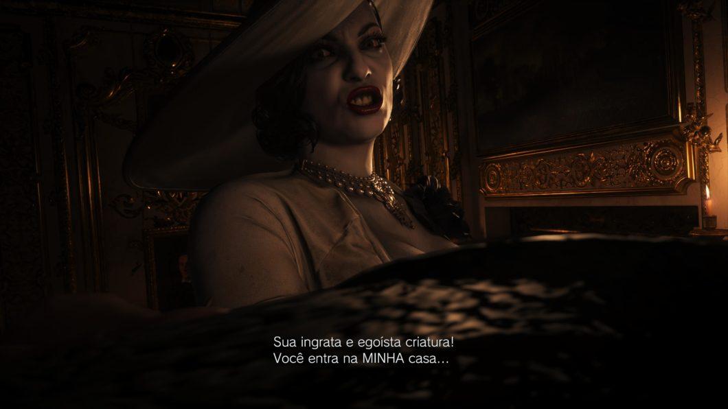 Horror tone from Resident Evil Village gets it right, but gets lost easily (Image: Felipe Vinha / Tecnoblog)