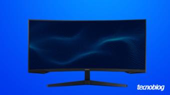 Monitor Samsung Odyssey G5: para jogos e trabalho