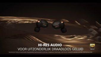 Vídeo vazado do Sony WF-1000XM4 revela detalhes do fone sem fio