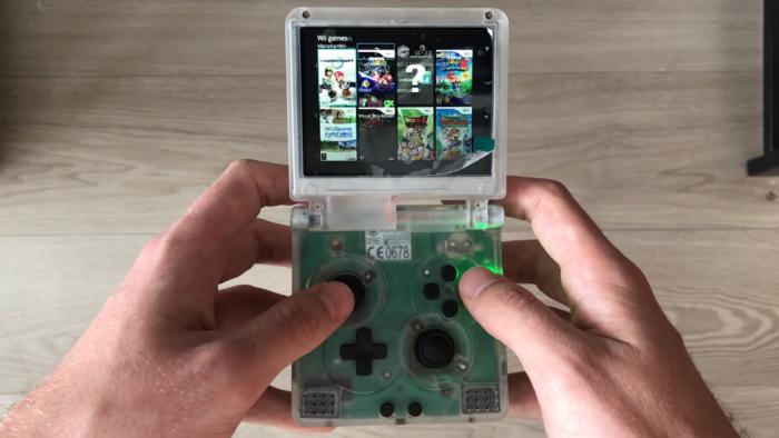 Wii SPii Portable (Imagem: Reprodução/YouTube StonedEdge)