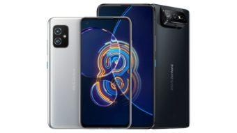 Asus lança Zenfone 8 compacto e Zenfone 8 Flip com câmera giratória
