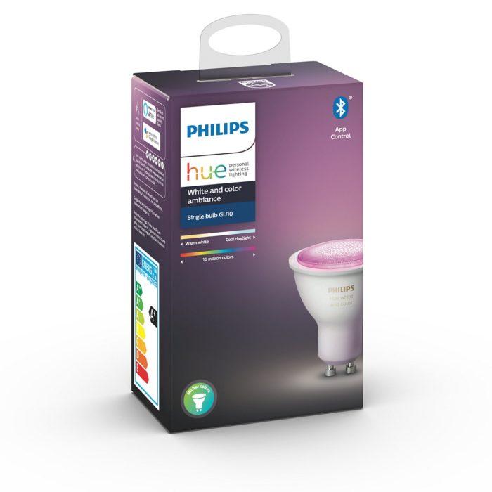Lâmpada Philips Hue GU10 (Imagem: Divulgação/Signify)