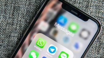 WhatsApp e Telegram brigam no Twitter sobre criptografia de ponta a ponta