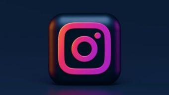 Onde fica a lixeira do Instagram?