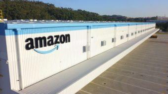 Amazon faz parceria para abrir marketplace do Brasil a vendedores globais