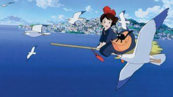 Os filmes animados do Studio Ghibli em ordem de lançamento