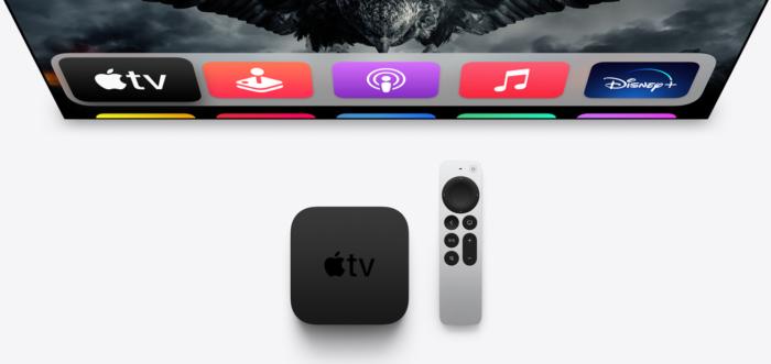 Apple TV 4K (2021) (Imagem: divulgação/Apple)