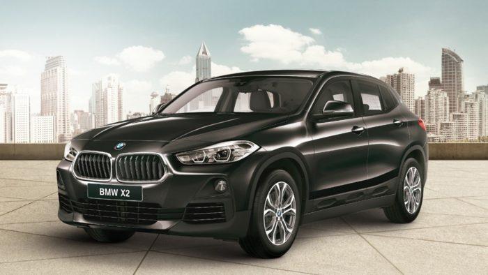 BMW X2 recebe atualização para funcionar com Amazon Alexa (Imagem: Divulgação)