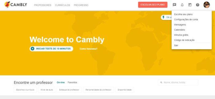 cancelar cambly