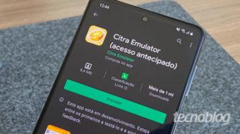 Citra, emulador de Nintendo 3DS para Android, é atualizado para reduzir lag
