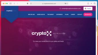 CryptoX, suspeita de pirâmide, mira no Brasil com promessas de lucro alto