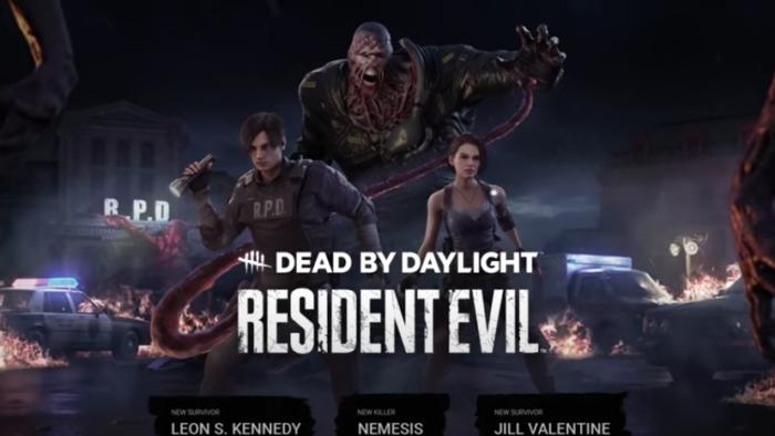 Resident Evil chega em Dead by Daylight (Imagem: Divulgação/Behaviour Interactive)