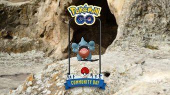Dia Comunitário de junho tem Gible em Pokémon Go