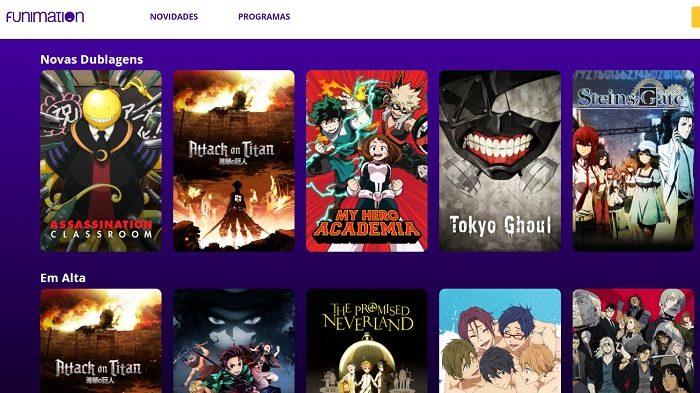 10 dicas para usar no Funimation [O Guia definitivo] / Funimation / Reprodução