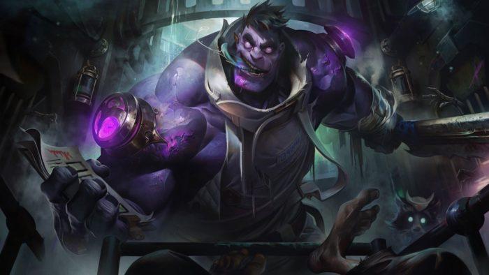 Novo Dr. Mundo, de League of Legends (Imagem: Divulgação/Riot Games)