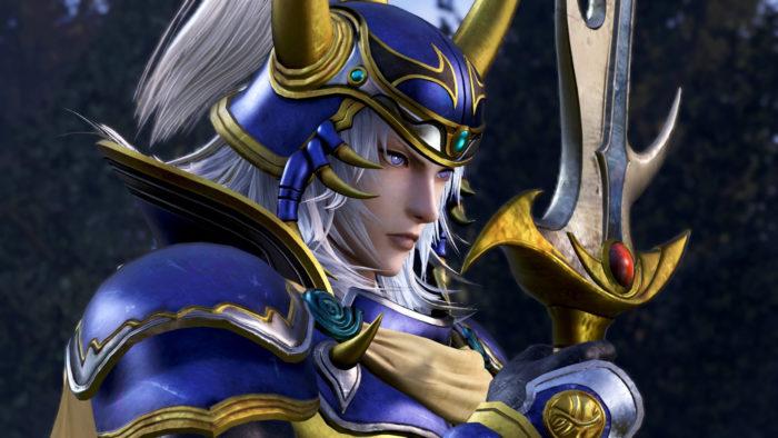 Warrior of Light é o progagonista de Final Fantasy 1 (Imagem: Divulgação/Square Enix)