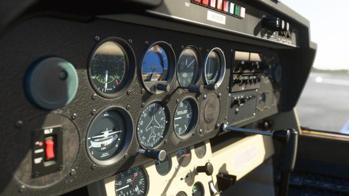 Flight Simulator tem tamanho reduzido (Imagem: Divulgação/Microsoft)