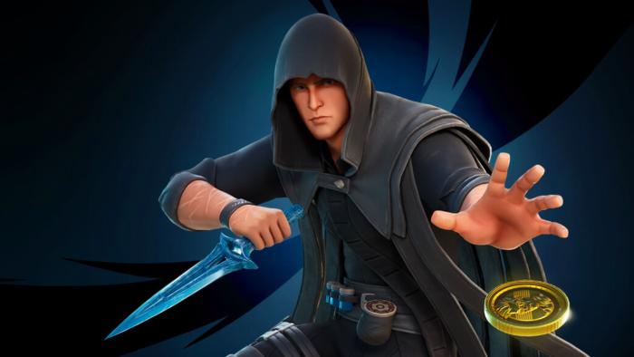 Herói de Mistborn está em Fortnite (Imagem: Divulgação/Epic Games)