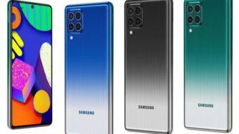 Galaxy M62 com bateria de 7.000 mAh é homologado pela Anatel