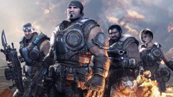 Versão de Gears of War 3 para PS3 é lançada na internet