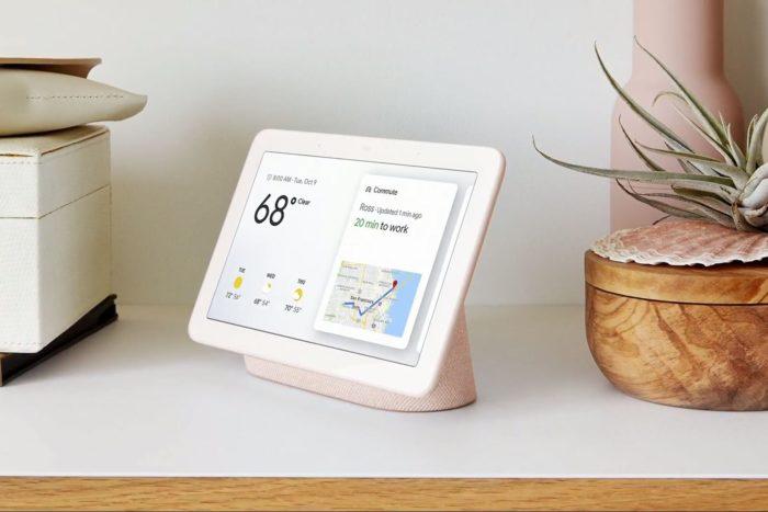 Google Nest Hub trocou sistema por Fuchsia, mas quase nada mudou