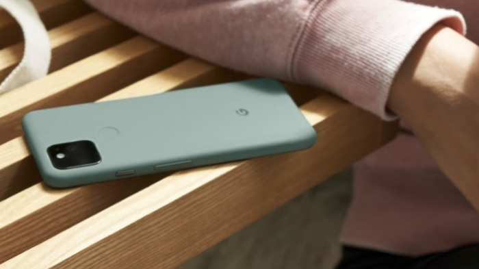 Google Pixel 5 (Imagem: Divulgação/Google)