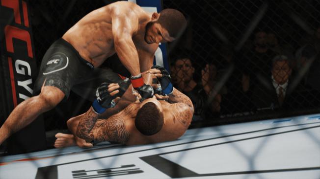 Saiba como jogar e mandar bem nas lutas do UFC 4 (Imagem: Divulgação / EA Sports)