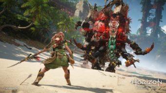 Primeiro gameplay de Horizon Forbidden West exibe habilidades inéditas