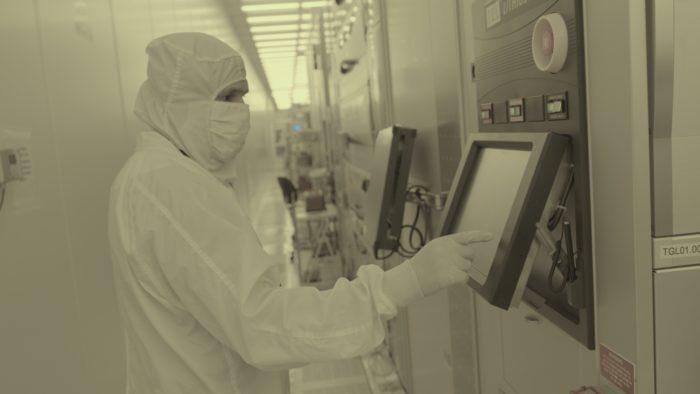 Interior do IBM Research Albany, laboratório que desenvolveu o chip de 2 nm (imagem: divulgação/IBM)