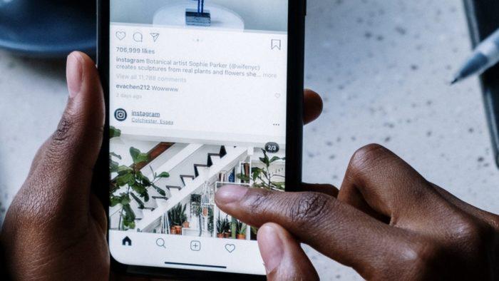 Instagram para iOS ganha novo menu de compartilhamento