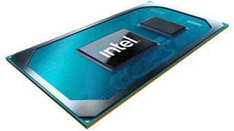 Intel lança Core de 11ª geração de até 5 GHz para notebooks e módulo 5G