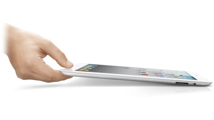 iPad 2 (Imagem: Divulgação/Apple)