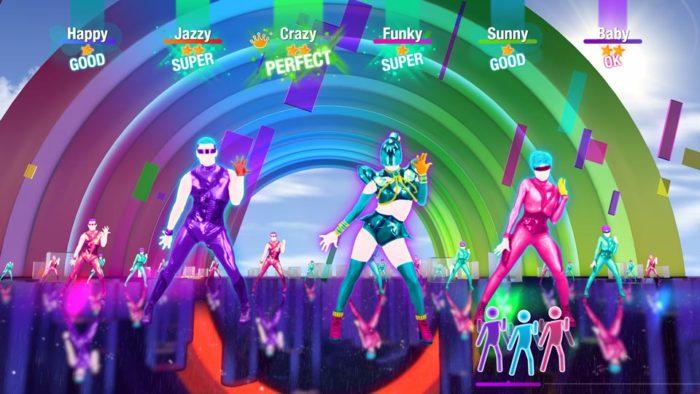 Just Dance (Imagem: Divulgação /Ubisoft)