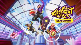 Knockout City se torna grátis no PC e consoles até o nível 25