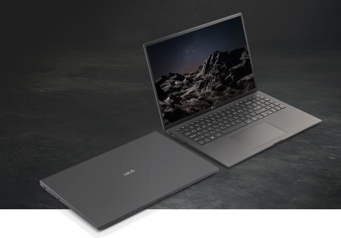 Notebook LG Gram Black Edition (imagem: divulgação/LG)