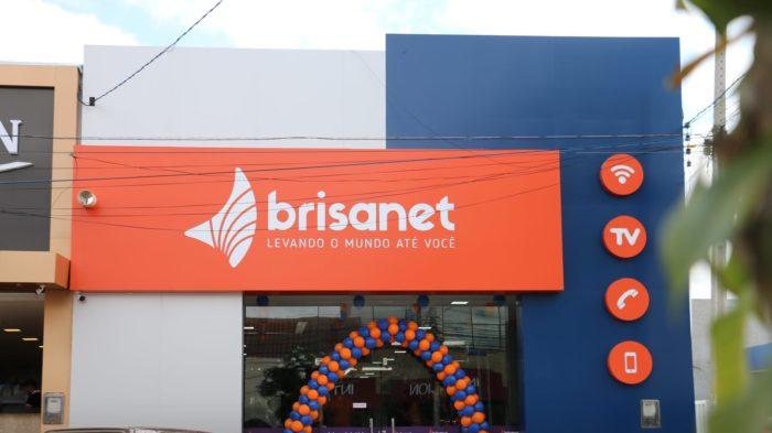 Loja da Brisanet (Imagem: Reprodução/Brisanet)